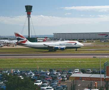 Heathrow Airport by flex taxis